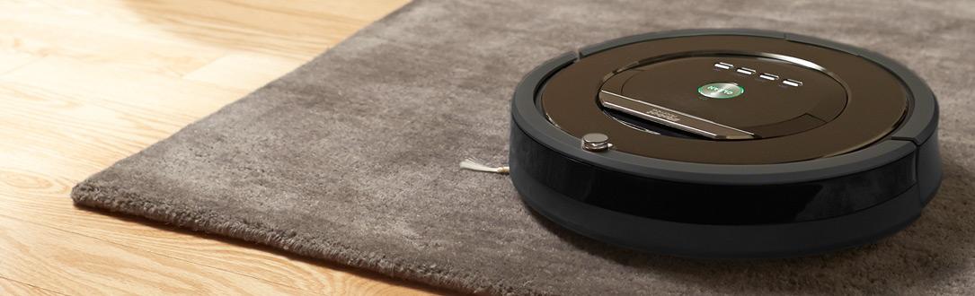 Roomba  TIEFSTPREISGARANTIE, Der RoboterStaubsauger  ~ Staubsauger Landi